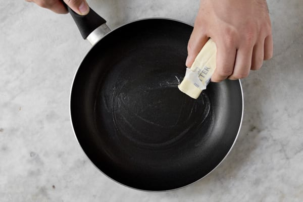Heat and Butter Crepe Pan