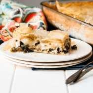Vegan Kale Spanakopita Recipe