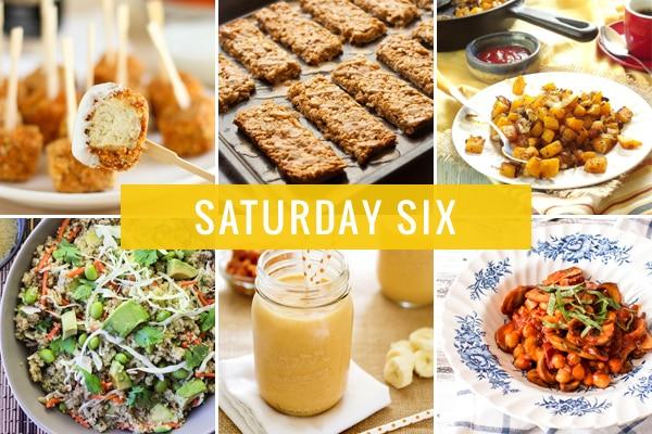 Saturday Six - 09.13.14
