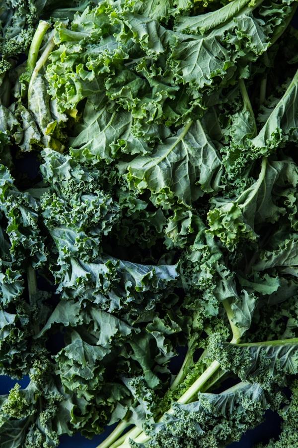 Kale for Fettuccine
