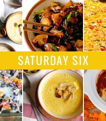 Saturday Six - 10.24.14