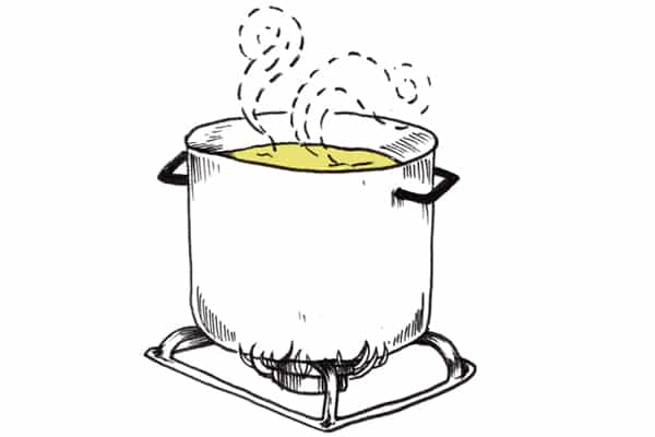 Boiling Stock