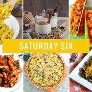 Saturday Six - 12.06.14