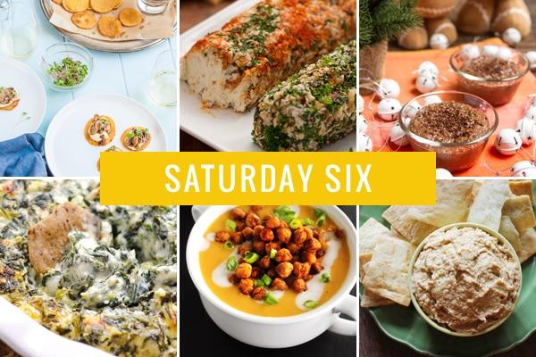 Saturday Six - 12.27.14