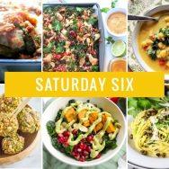 Saturday Six - 01.31.15