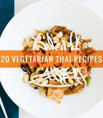 20 Vegetarian Thai Recipes