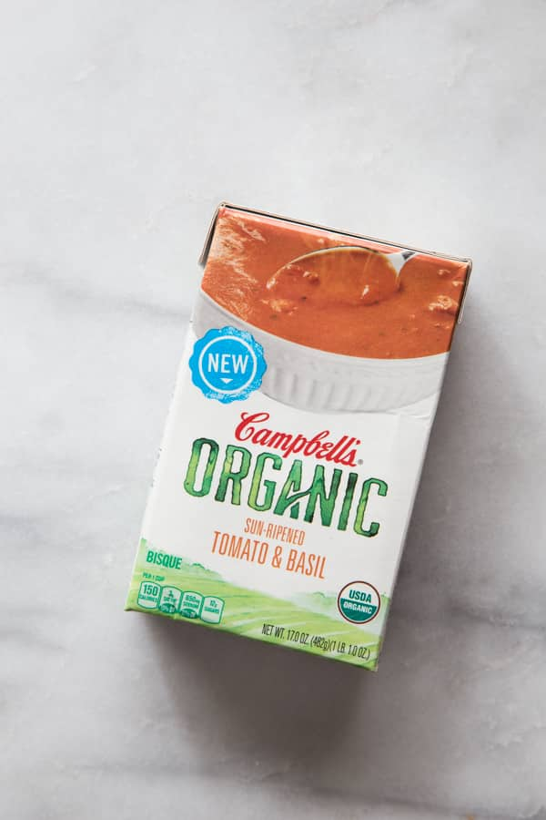 Campbell's Organic Soup