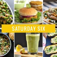 Saturday Six - 05.23.15