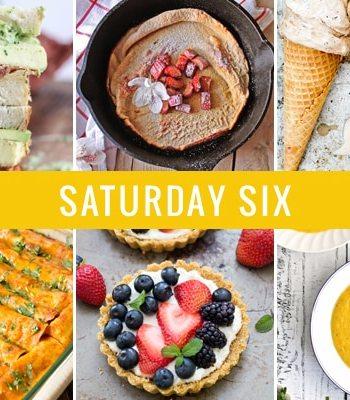 Saturday Six - 05.30.15