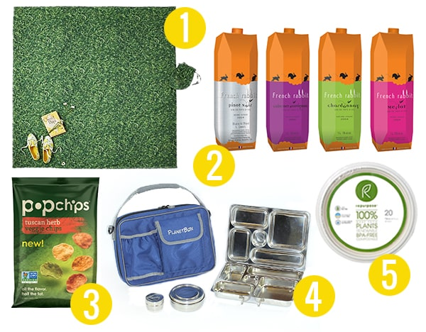 5 Must Pack Products for Your Summer Picnic Oh My Veggies