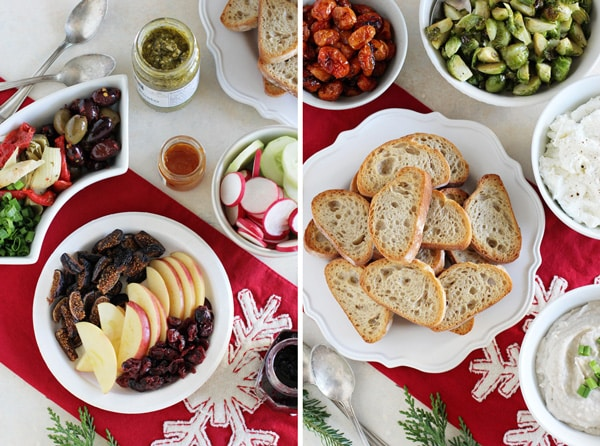 DIY Crostini Bar