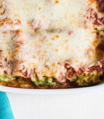 Pesto Lasagna Roll-ups Recipe
