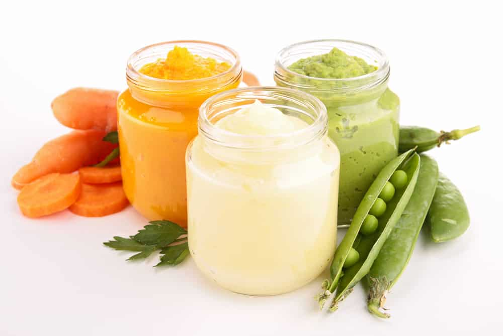 A Guide to Homemade Baby Food