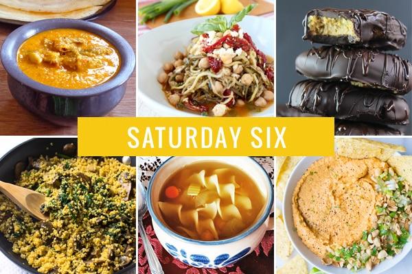 Saturday Six - 03.19.16