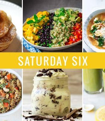 Saturday Six - 04.30.16