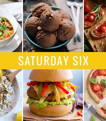 Saturday Six - 05.14.16