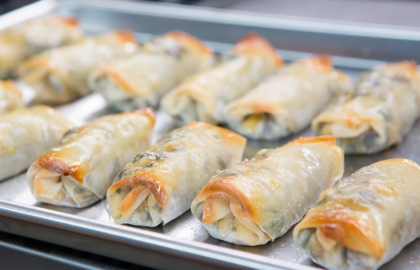 Video how to make vegetarian egg rolls forumfinder Choice Image