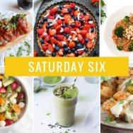 Saturday Six - 06.04.16