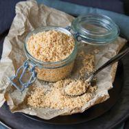 Vegan Parmesan Cheese Recipe