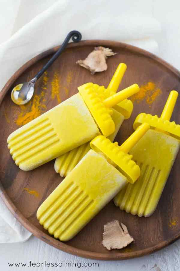 Thai Spice Popsicles