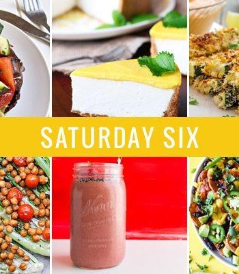 Saturday Six - 09.10.16