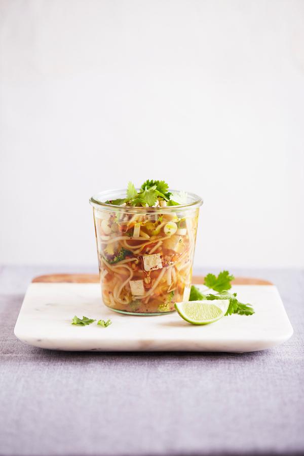 Pad Thai Noodle Soup