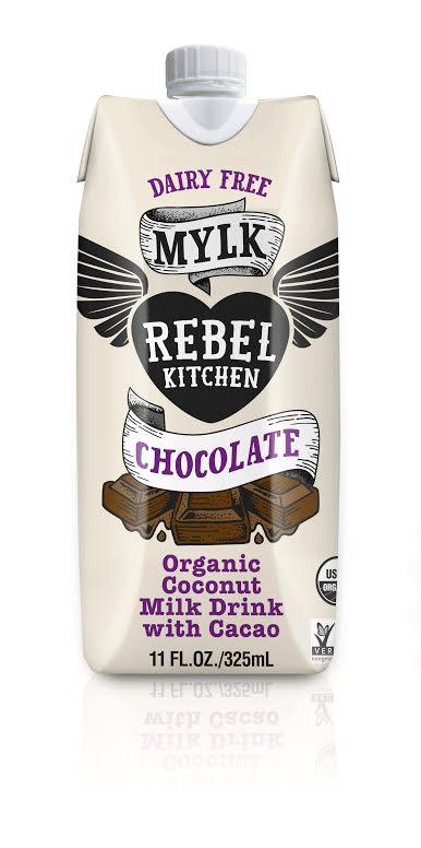 dairy free mylk rebel kitchen chocolate organic coconut cacao
