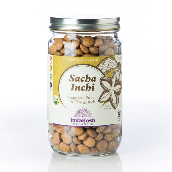 sacha inchi imlakesh organics superfood seeds holiday travel snacks