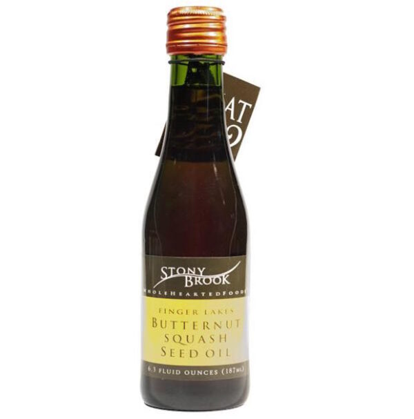 stony brook wholehearted mouth finger lakes butternut squash seed oil