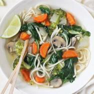 Miso Veggie Soup