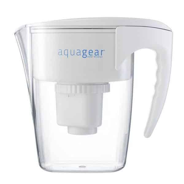 aqua filter pitcher clean water
