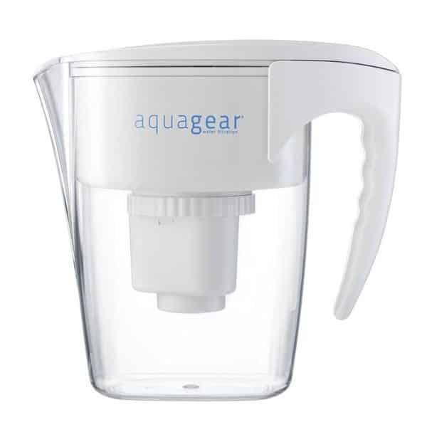 aqua filter pitcher clean water