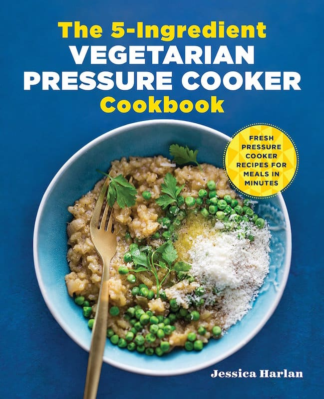 5 ingredient vegetarian pressure cooker cookbook