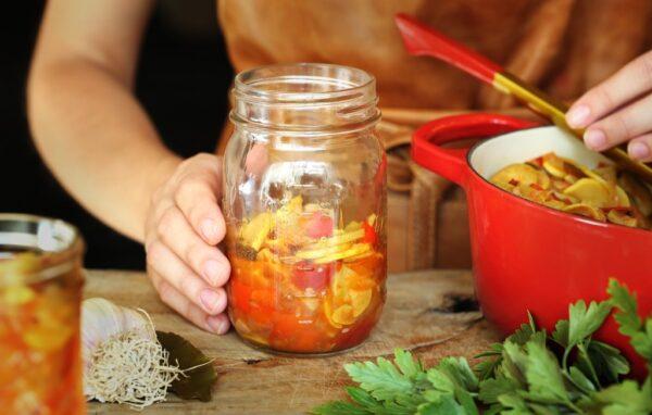 summer squash stew