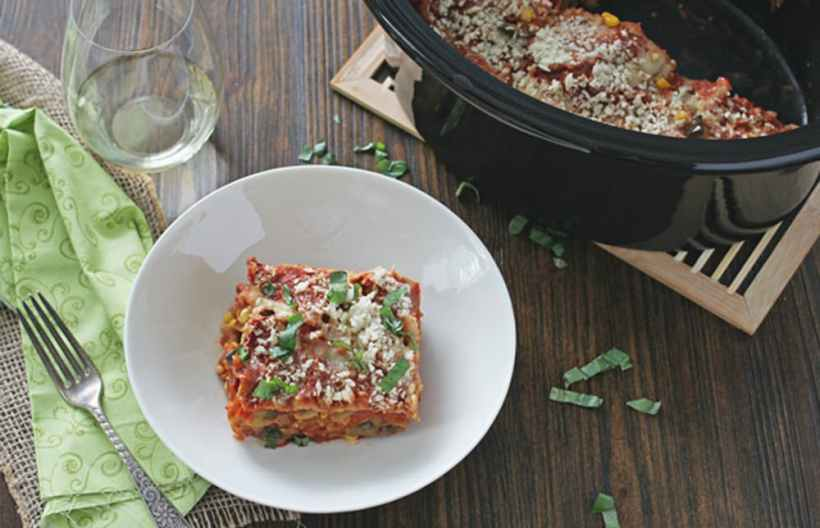 16 Vegetarian Crockpot Freezer Meals