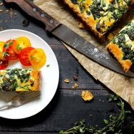 17 Creative Quiche Recipes: Spinach Quiche