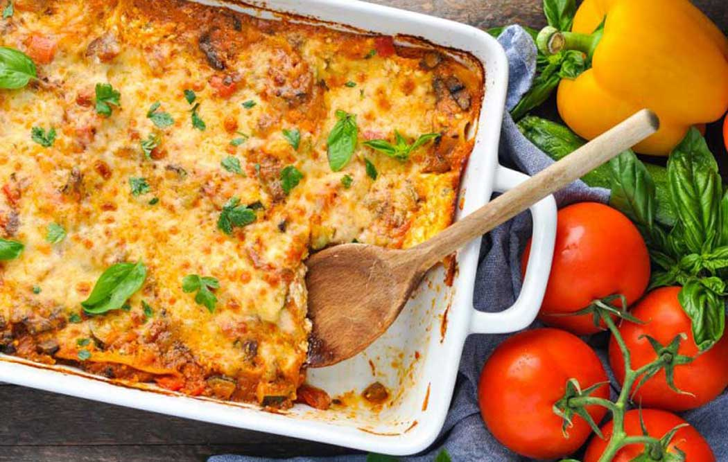 17 of the Best Vegetarian Casseroles: Quick and Easy Vegetable Lasagna