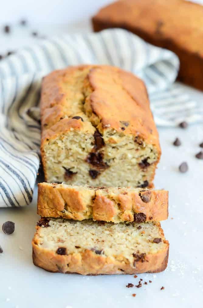 20 Creative and Delicious Banana Bread Recipes: Coconut Chocolate Chip Banana Bread