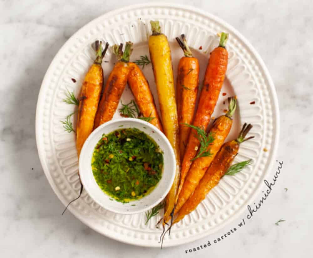 What To Do With Carrot Greens,10 Inspiring Ideas: Carrot Green Chimichurri