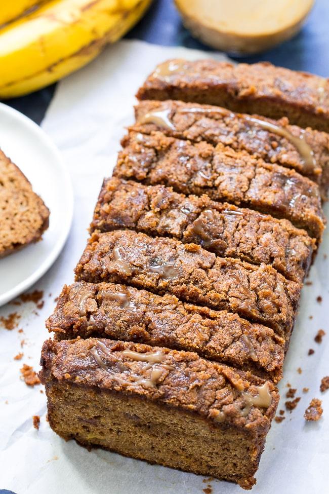 20 Creative and Delicious Banana Bread Recipes: Caramel Coffee Cake Paleo Banana Bread