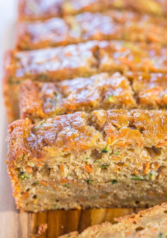 18 Zucchini Bread Recipes Everyone Will Love: Carrot Zucchini Bread