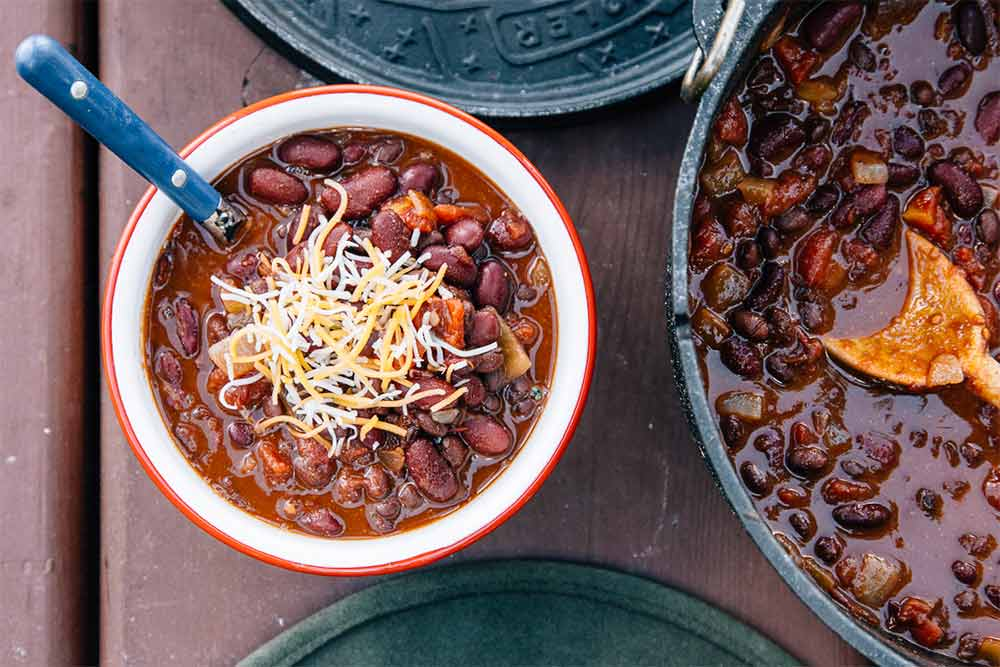 17 of the Best Vegetarian Chili Recipes: Five Can Chili