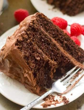 25 Drool-Worthy Chocolate Cake Recipes