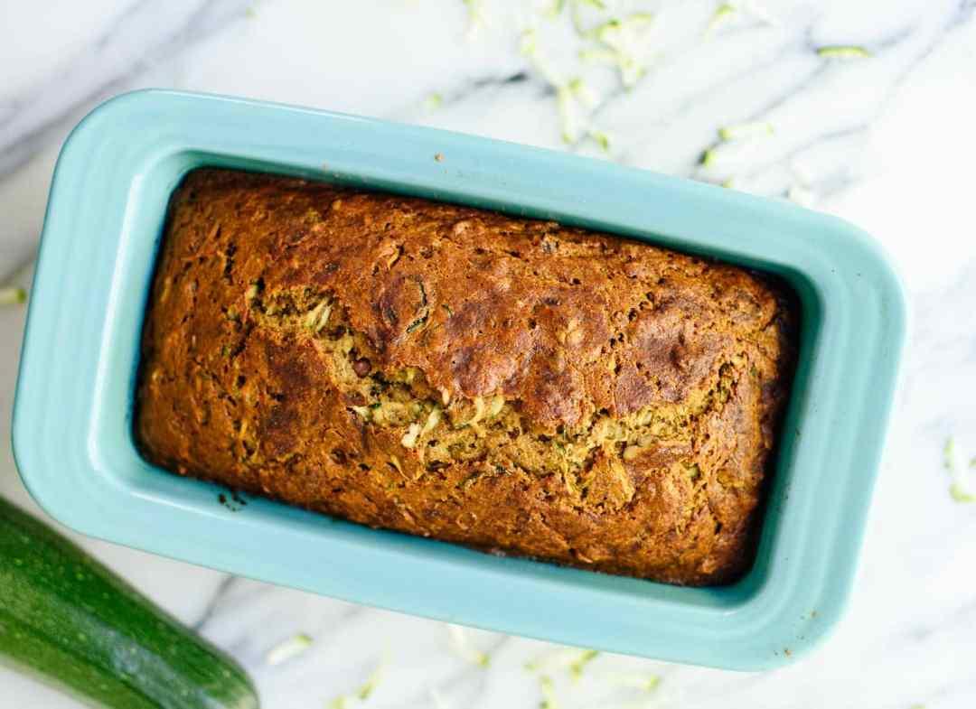 18 Zucchini Bread Recipes Everyone Will Love: Healthy Zucchini Bread