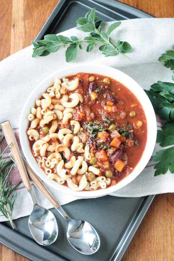 15 Delicious Minestrone Soup Recipes: Easy Minestrone Soup