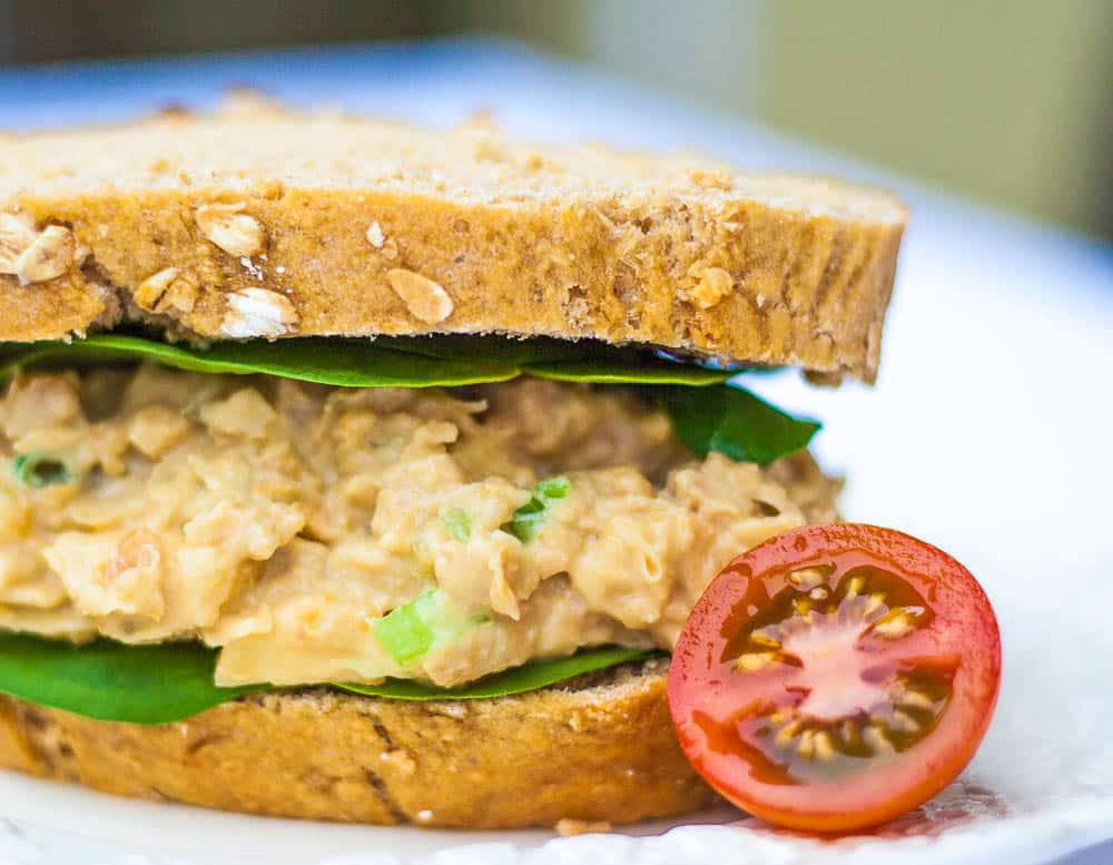 20 Savory Apple Recipes to Try This Fall: Easy Apple Chickpea Tuna