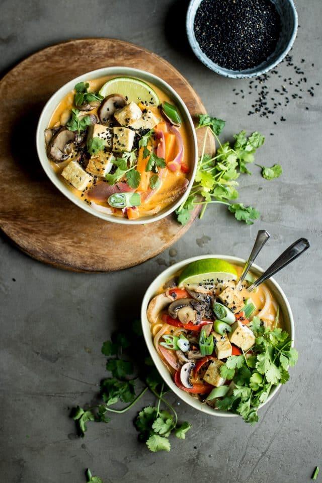 16 Spices You Haven't Tried But Definitely Should: Lemongrass Coconut Noodle Soup
