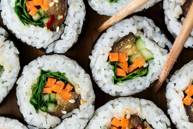 15 Crave-Worthy Vegetarian Sushi Recipes