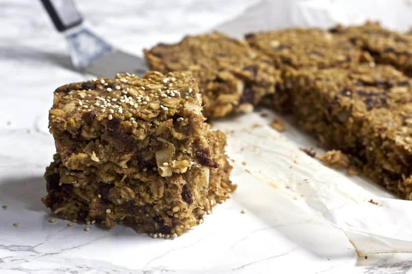 Best Vegetarian Freezer Cooking Breakfasts to Start Your Day Right: Chocolate Chip Quinoa Bars