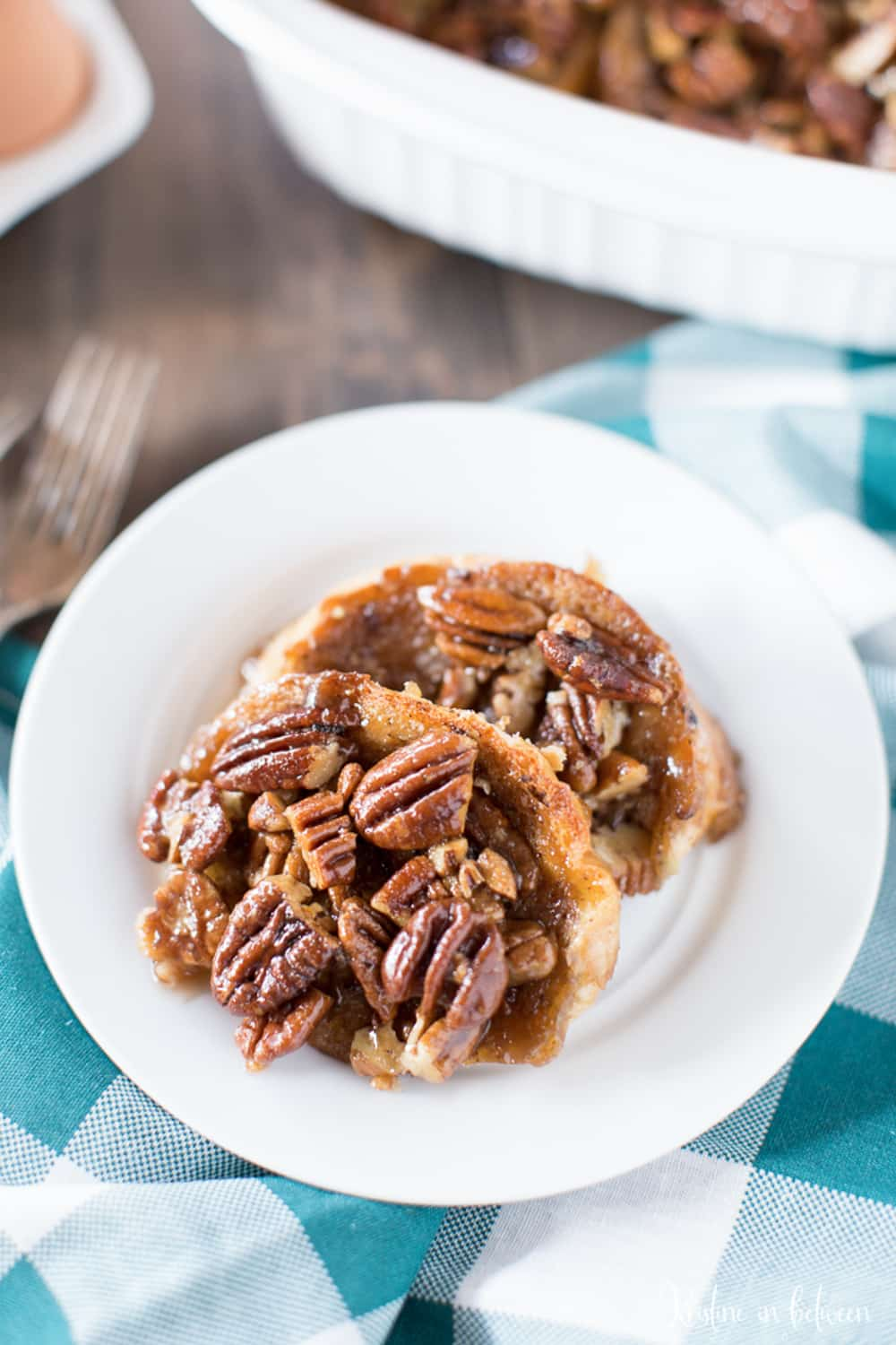 15 Delicious Recipes That Take French Toast to the Next Level: Pecan Caramel French Toast Bake